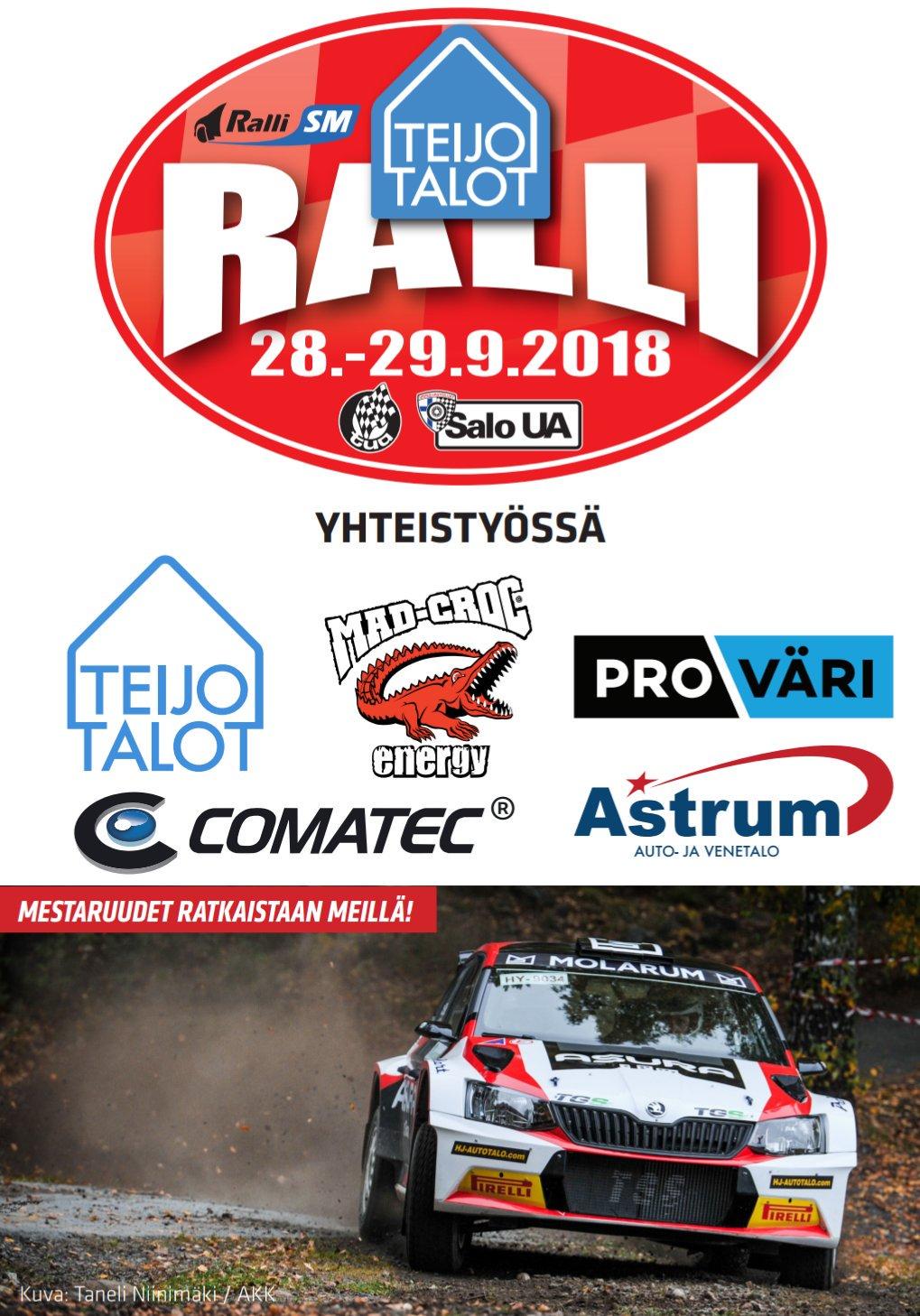 Nacionales de Rallyes Europeos(y no Europeos) 2018: Información y novedades - Página 15 Db-EZiZWAAA41hp