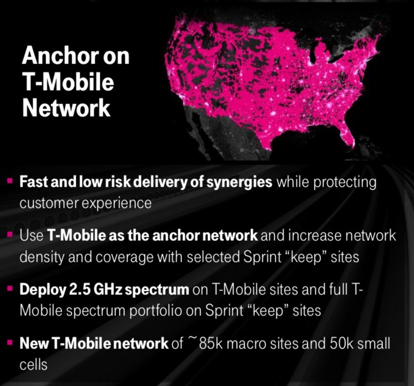 Jean Franois Mezei On Twitter T Mobile To Provide Sprint Roaming