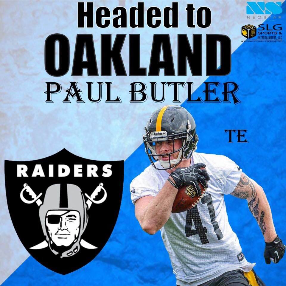 Proud of Paul Butler. Get your shot fam!! You worked hard for this https://t.co/L4paqbs2H6