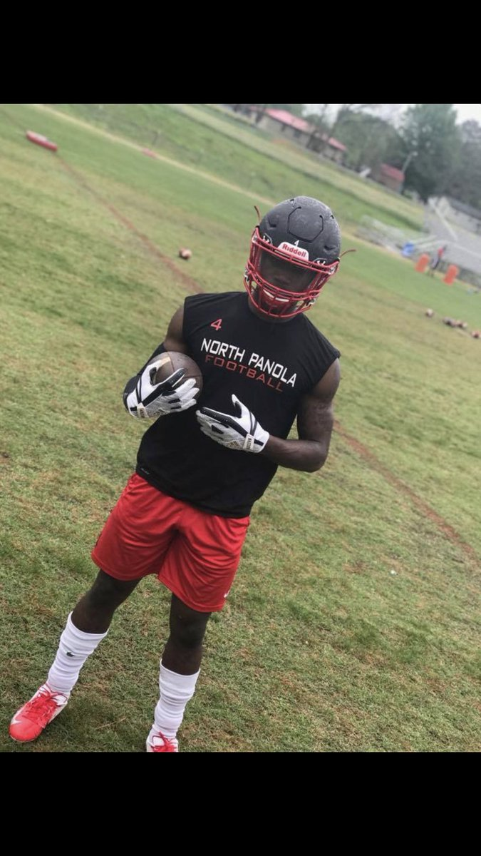 Coachdiffee On Twitter Clarence Taylor 2019 Rb North Panola 4