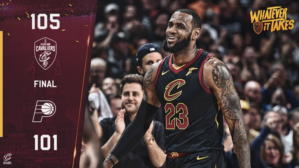 Game 7 ✅ #WhateverItTakes