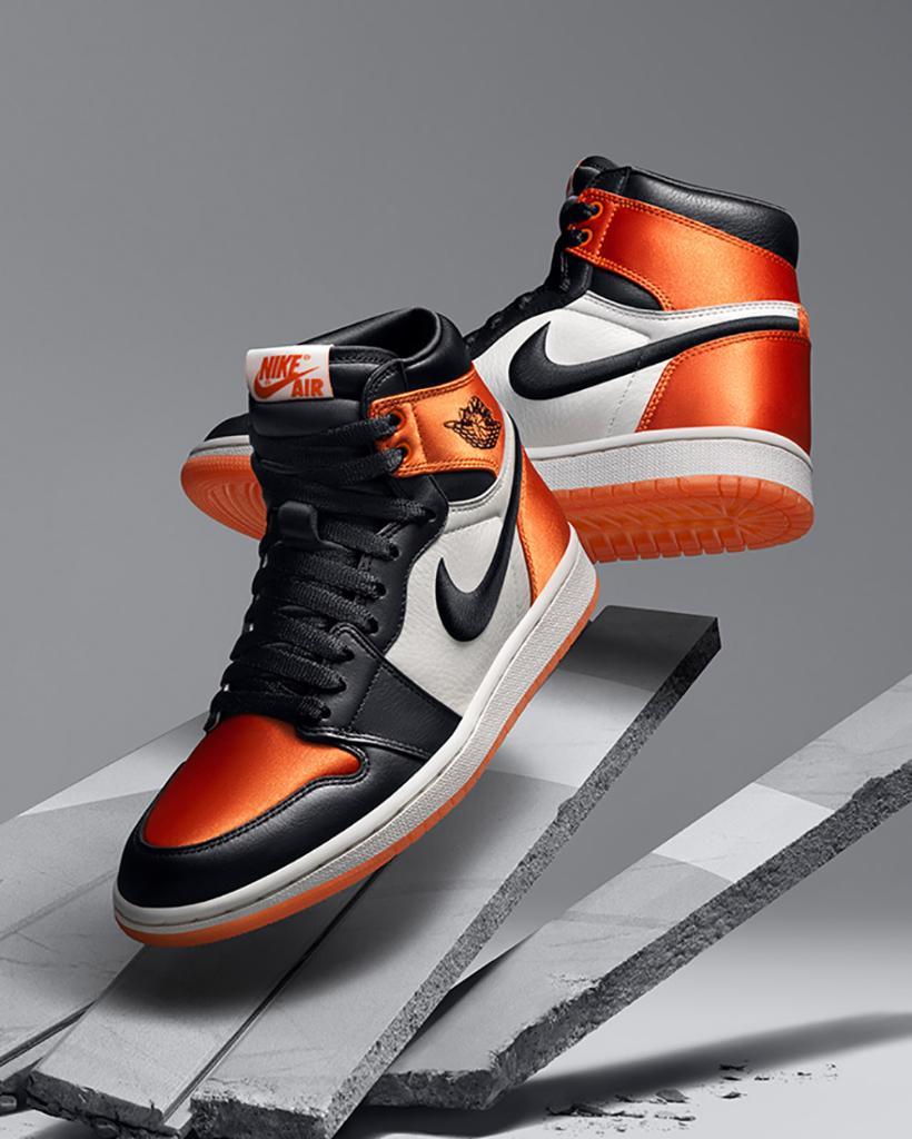 The Air Jordan 1
