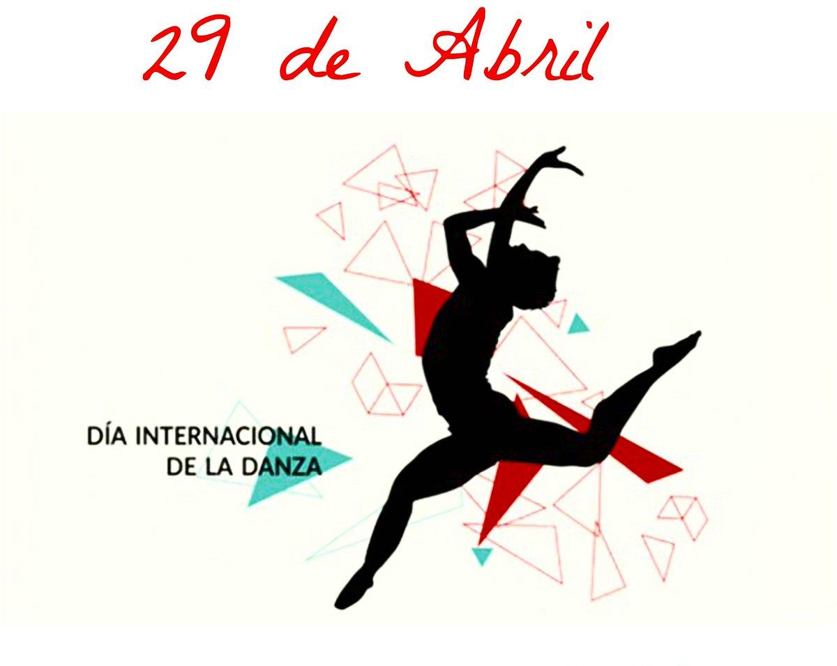 Internacional Danza : Feliz Internacional Danza NexSomosTodos ...