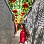 Image for the Tweet beginning: Every Hutong alley in Beijing