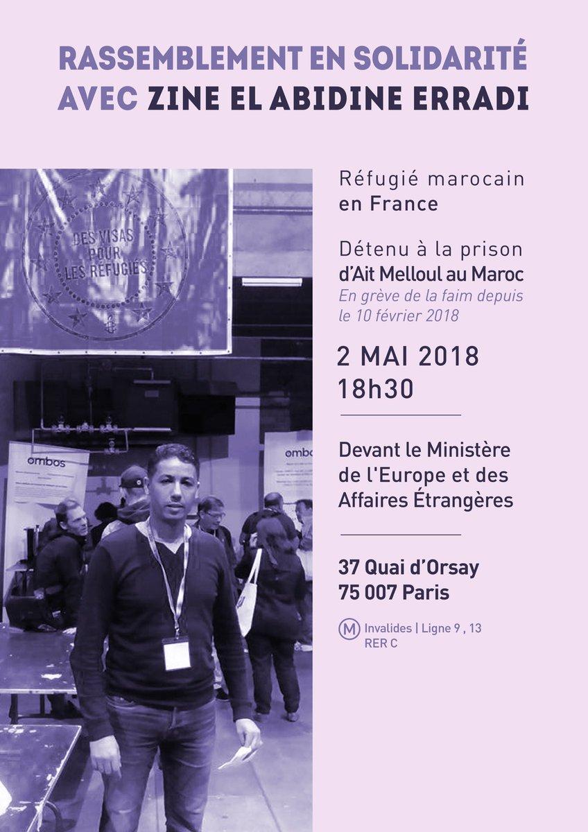 Rassemblement pour la libération et le retour en France de l\