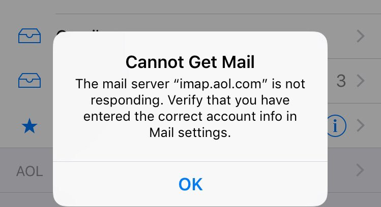 Aol customer support on twitter some users may be unable to log in 1 reply 0 retweets 0 likes publicscrutiny Choice Image