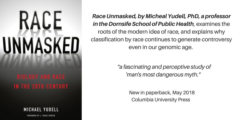 Drexel public health drexelpubhealth twitter of the most controversial issues of our times find out how it all began read race unmasked httpsamzn2hxclav theroot ny1nytonight bet fandeluxe Choice Image