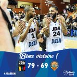Image for the Tweet beginning: YESSSSSSSSSS ! La @jdadijonbasket ne
