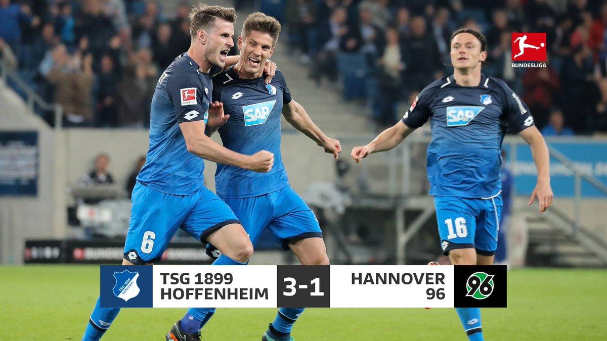 Hoffenheim-Hanovre