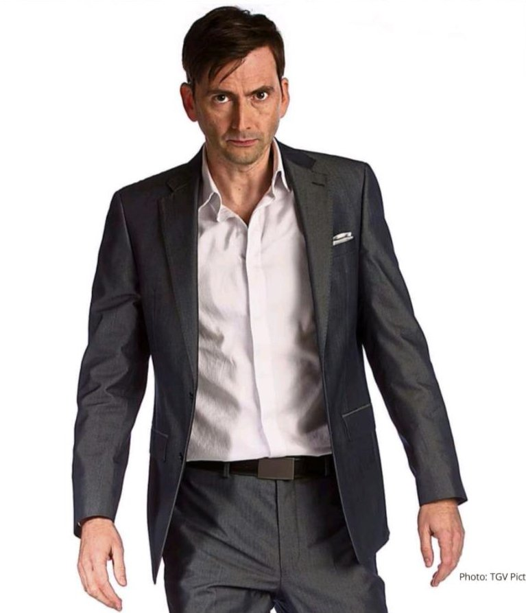 David Tennant from the Bad Samaritan short interview