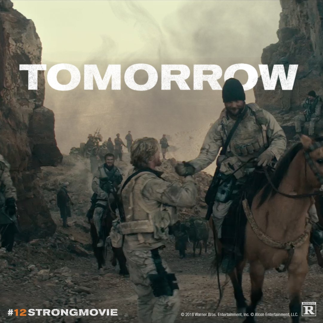 12 strong subtitles