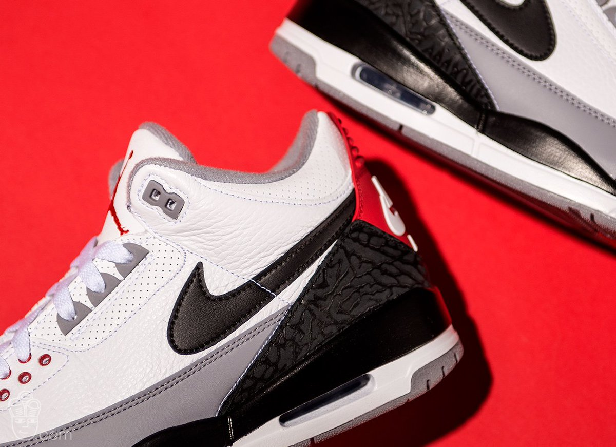df155efe021b (Sneaker) knowledge is key. Air Jordan III Retro Tinker NRG  SNEAKERHEAD -  http   bit.ly 2HytZxJ pic.twitter.com Kv0w5kHmzF