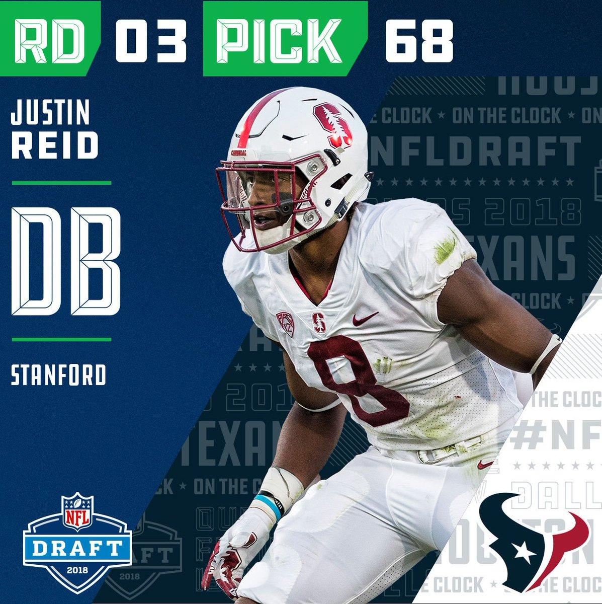 Justin Reid NFL Jersey