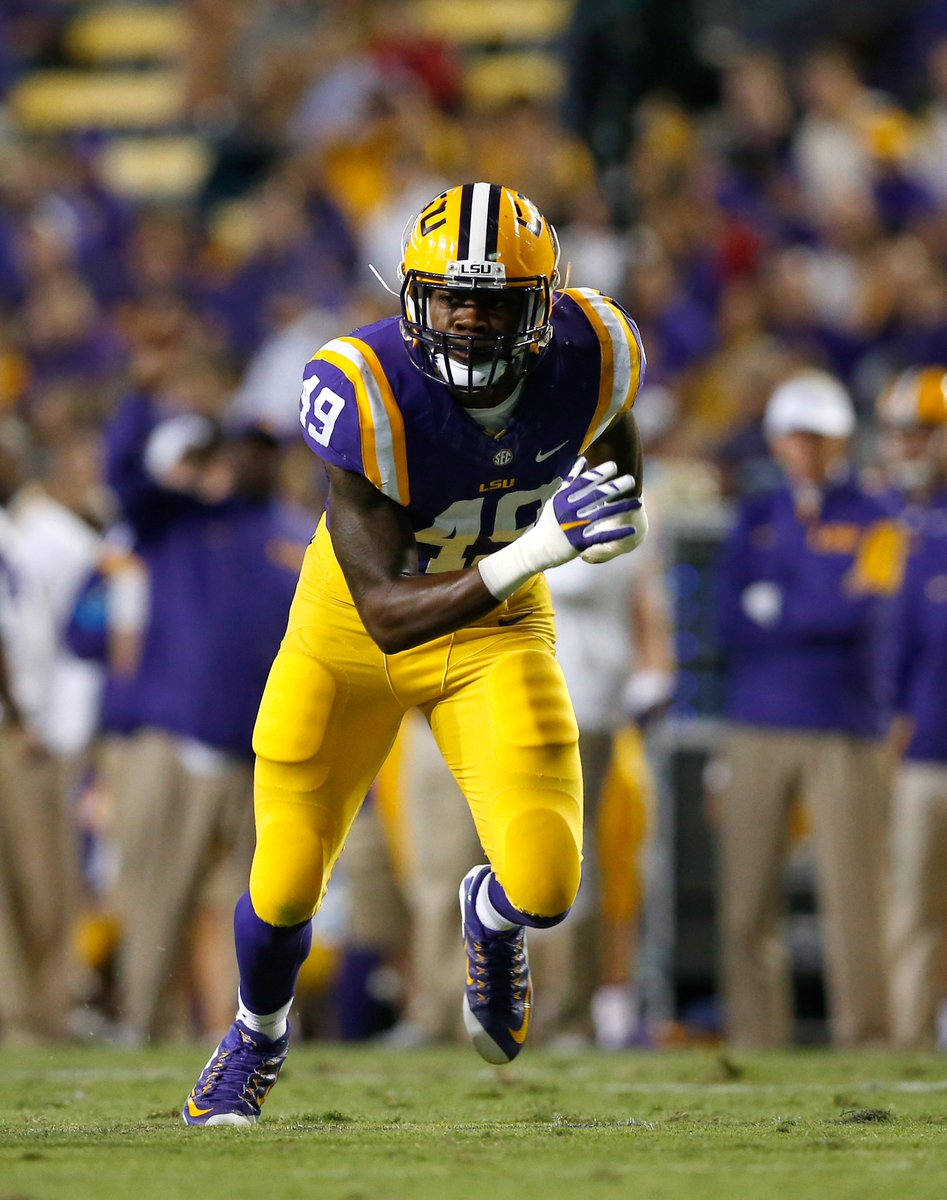 Evert Geerlings On Twitter Arden Key At Lsu 2017 First Team All