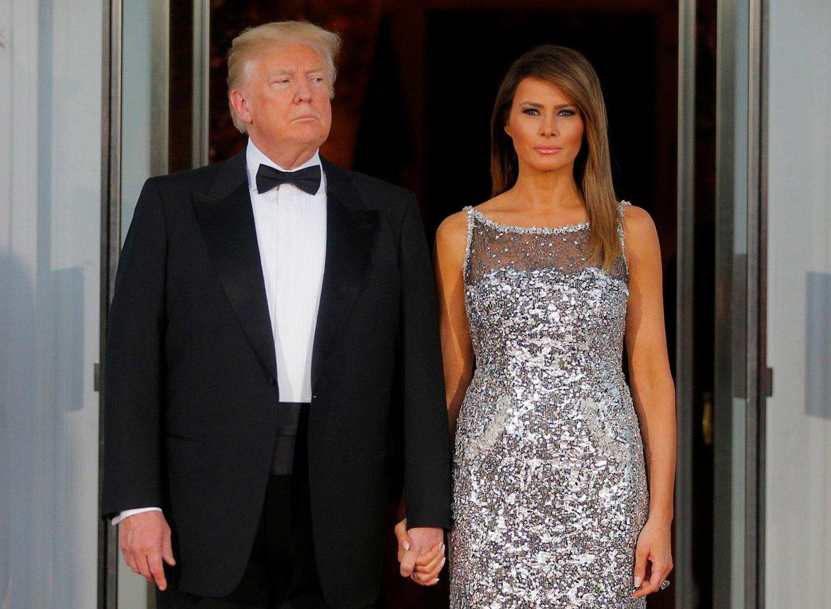 Melania Trump's state dinner menu was slammed by Erick Erickson as 'froo froo garbage' https://t.co/41uKHQaieA