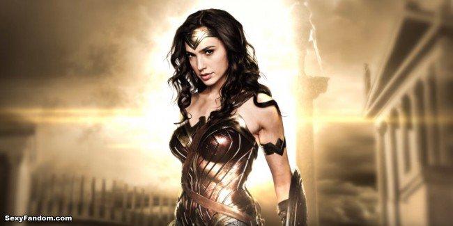 Sexy Fandom: Wonder Woman's time to shine! https://t.co/IzdRObdPiz...