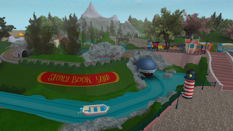Climb Aboard The New Colorful Canal Boats Or Aboard Casey - casey jr roblox