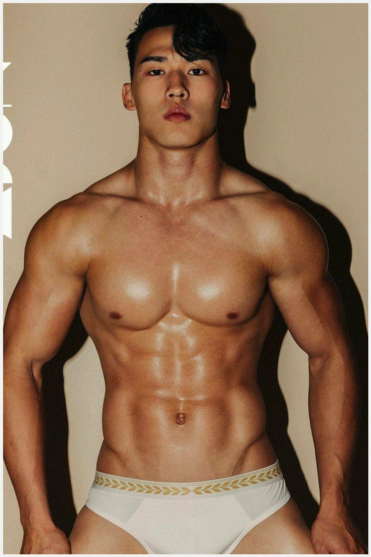HOT ASIAN BOYS on Twitter: Wilson Lai:fitness model #
