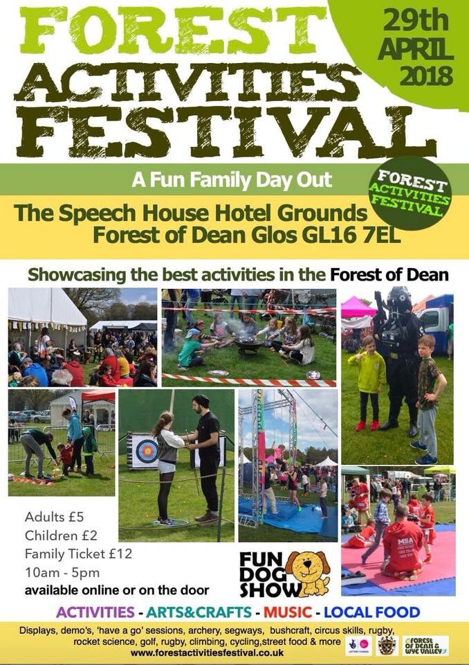 The Forest of Dean & Wye Valley on Twitter: