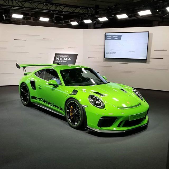 Guten Morgen Tangy Start Day Porsche Tim Stevens Scoopnest
