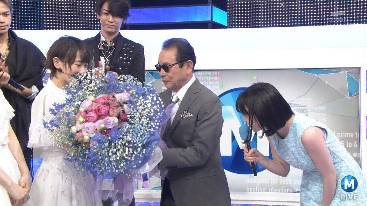 【悲報】タモリさん、卒業するさや姉に興味無し