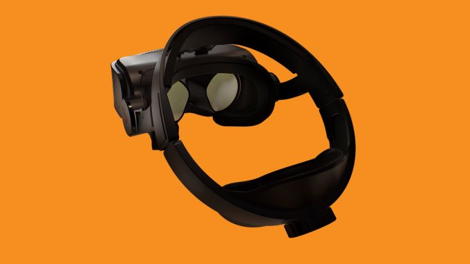 cf671c68df6 RT  Aurelien Gohier  Apple is reportedly building an insane  16K  VR  headset.