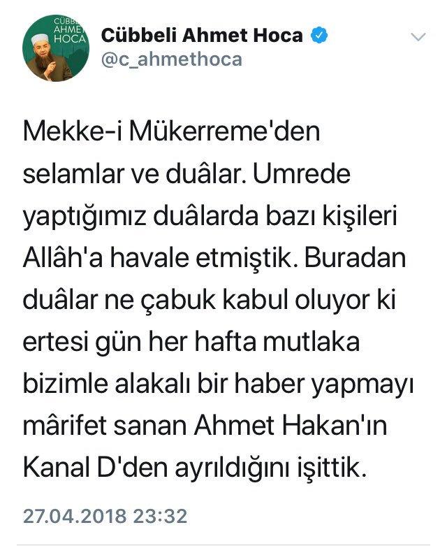79101aafc Nedim Şener s tweet -