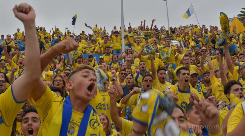 #GameDay!!!! ⚽️ @UDLP_Oficial 💛 #EspanyolLasPalmas #VamosUD