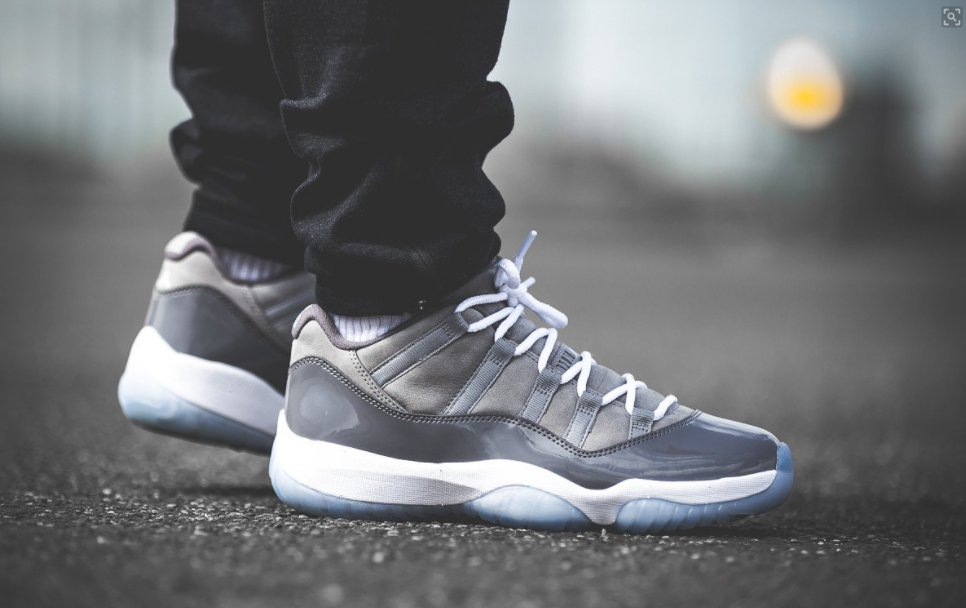 aa344d3e815f Air Jordan 11 Retro Low  Cool Grey  Champs bit.ly 2Hzia6s  Footaction bit.ly 2Hzmdj0 Foot Locker bit.ly 2HU0ypj.  Eastbay bit.ly 2HWUR9R Finish Line bit.ly  ...