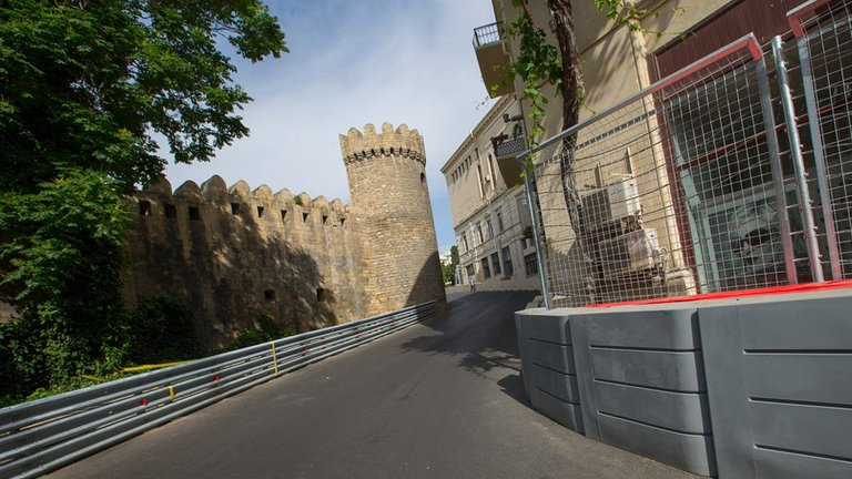 Azerbaijan GP - Free Practice 3