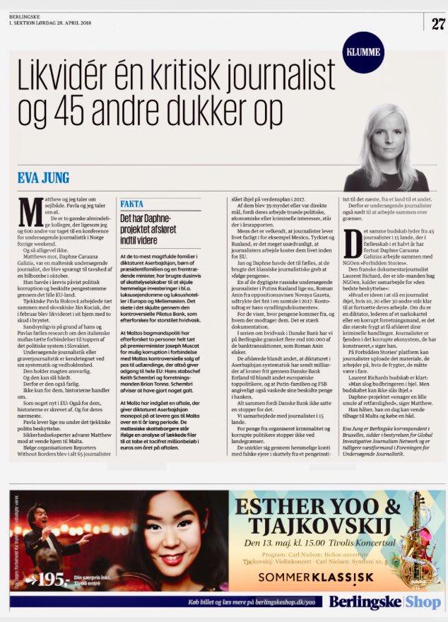 Svensk reporter har del i pulitzer