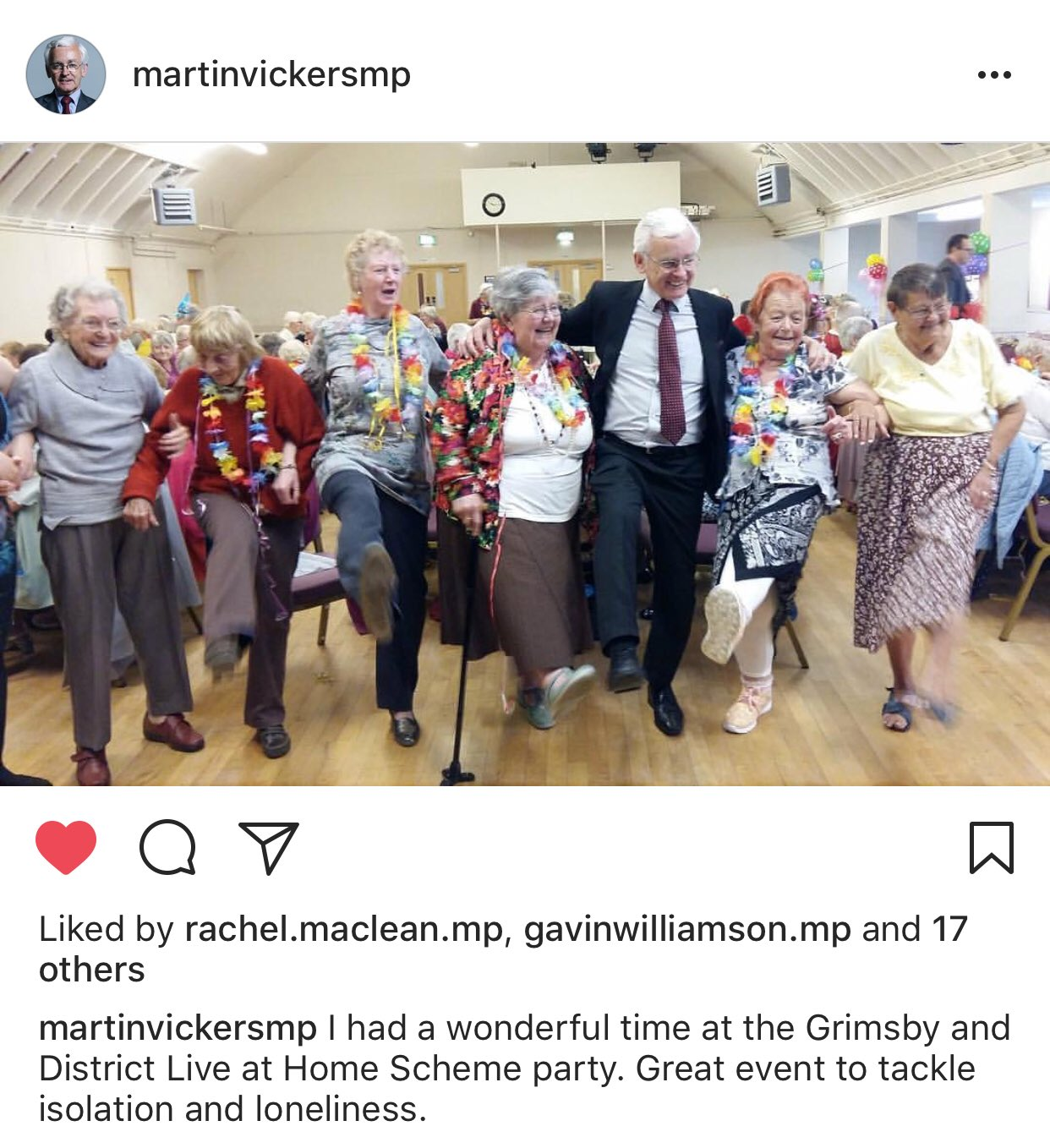 Love this joyful pic from @MartinVickers' insta https://t.co/EYhl6Cb1Ud https://t.co/USuMk344Zs