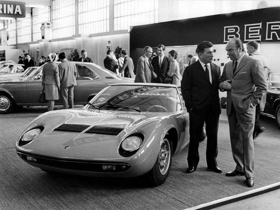 Celux On Twitter Lamborghini Mith The Founder Ferruccio