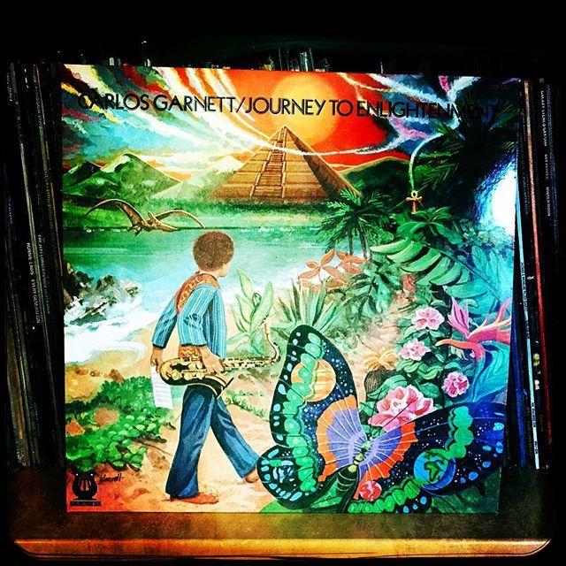 Carlos Garnett / Journey to Enlightenment #carlosgarnett #reggielucas #anthonyjackson #howardking #huberteaves #charlespulliam #neilclark #ayodelejenkins #jazz #vinyl #album https://ift.tt/2vWe7zypic.twitter.com/oijVgpHUoh