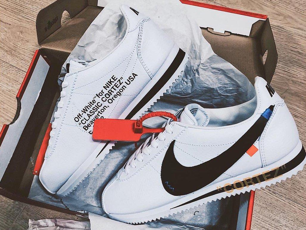 LOVING these custom Nike Cortez