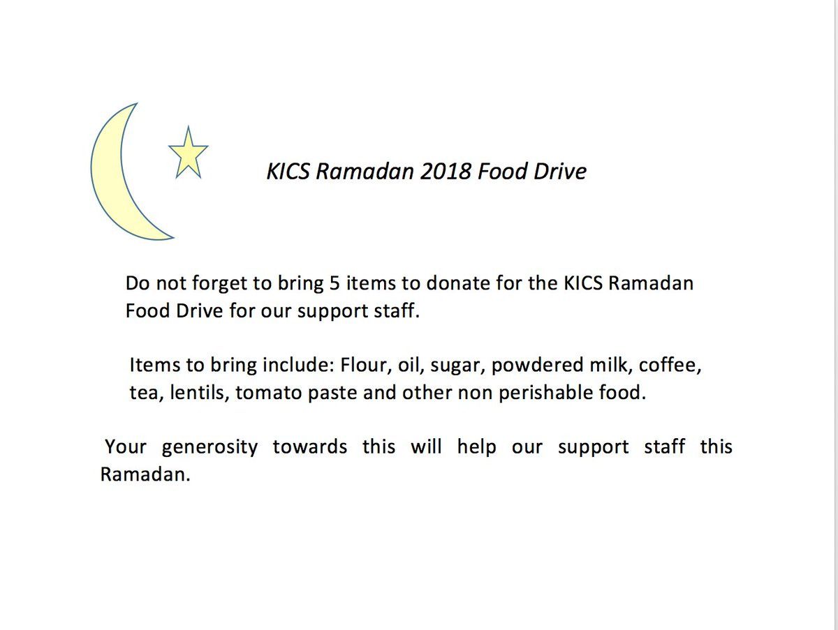 kicsmun on twitter please do not forget to bring something in