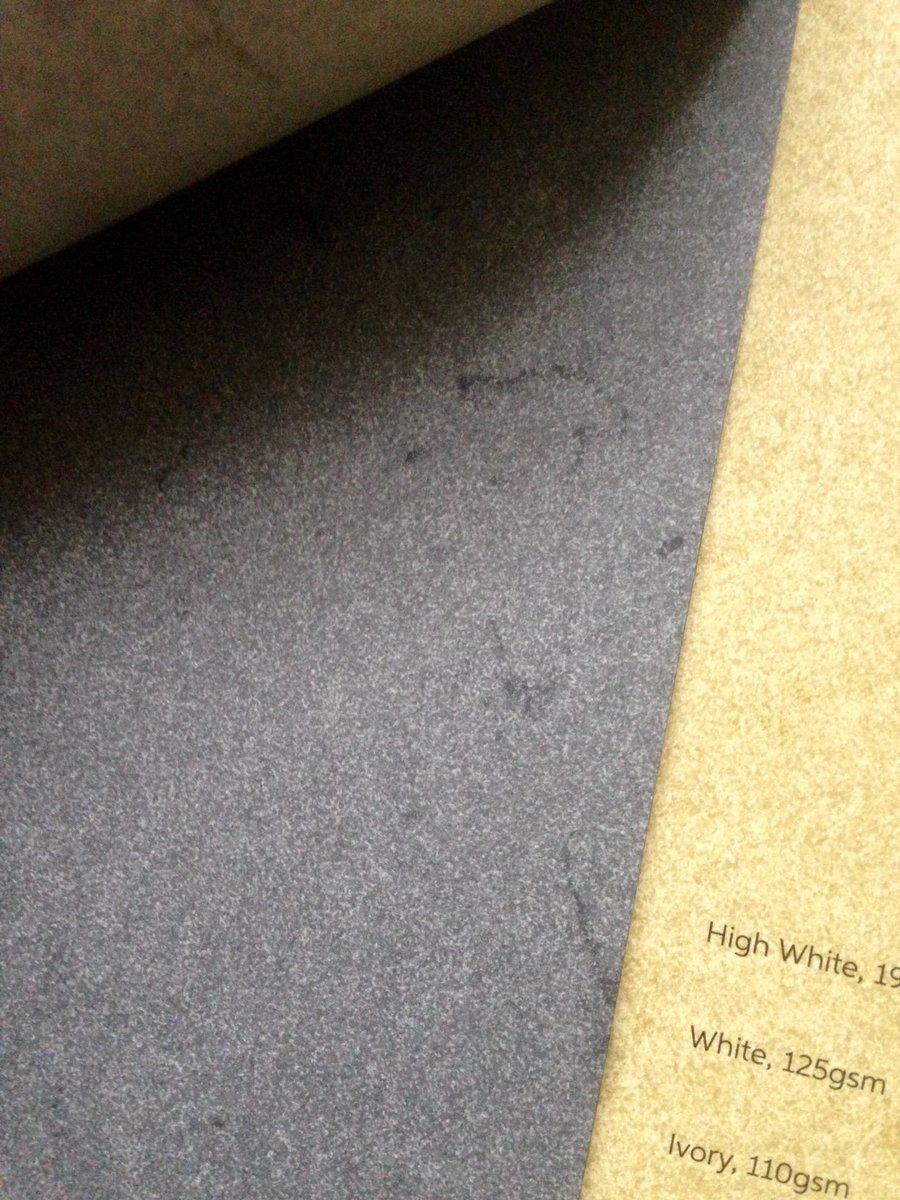 Elefantenhaut Matt fenner paper fennerpaper