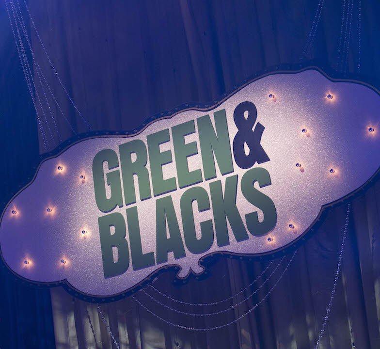 「グリーン&ブラックス」第13話、ご覧頂きありがとうございました。 次回第14話は5/26(土)深夜