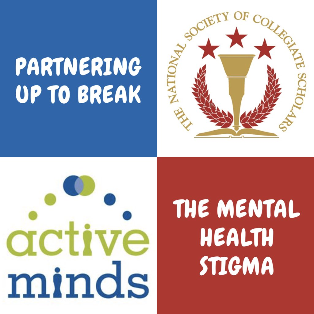 Nscs Fau On Twitter Nscs Has Partnered With Active Minds To Break
