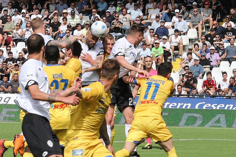 """Cesena Calcio on Twitter: """"📸 Rivivi le emozioni del match ..."""