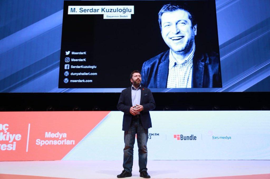 M Serdar Kuzuloglu On Twitter Bu Haftayi Kendi Adima