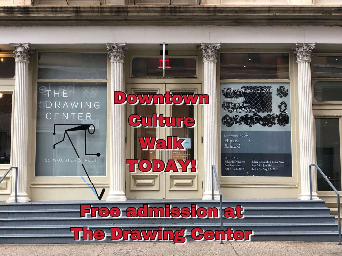 The Drawing Center on Twitter: