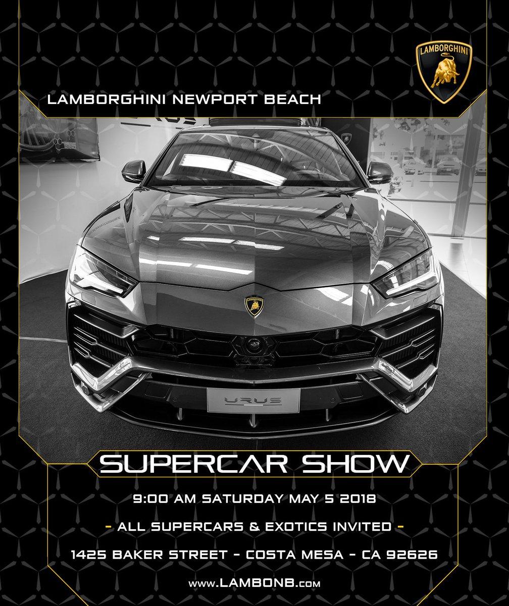 Lambo Newport Beach On Twitter Lamborghini Newport Beach Is