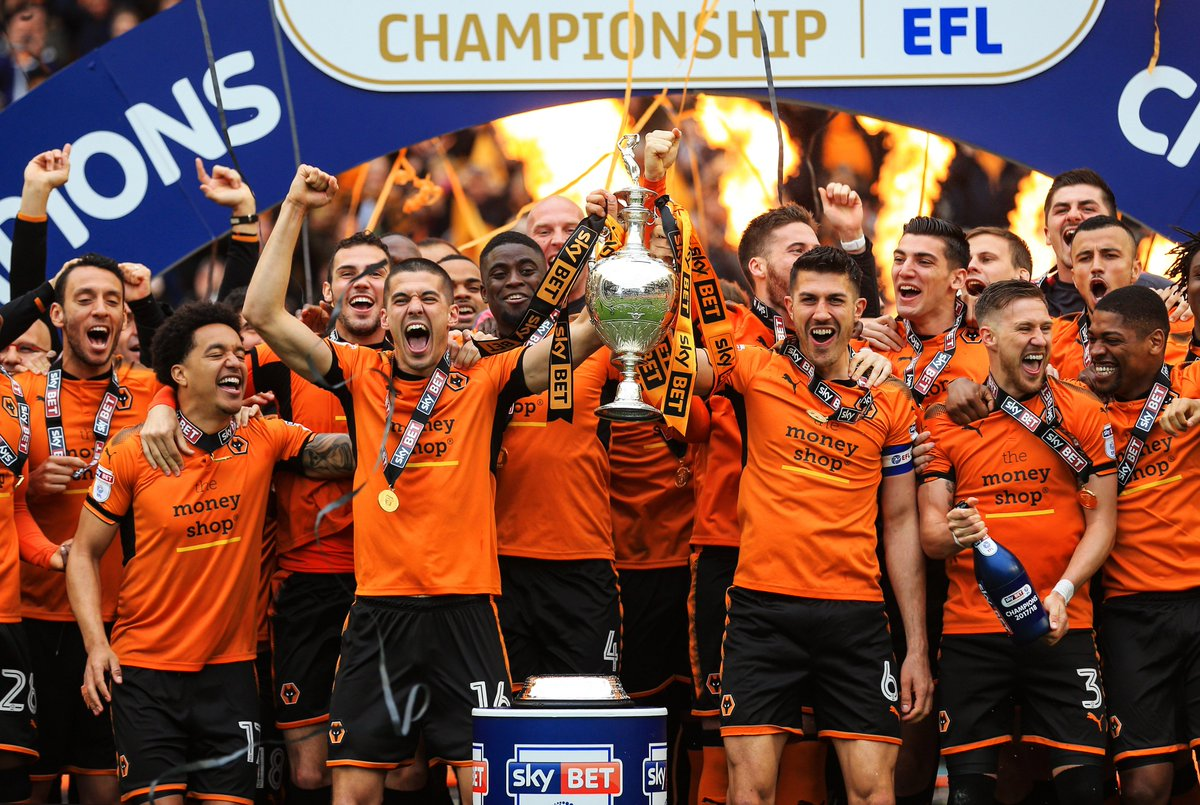 Image result for efl championship winners 2018