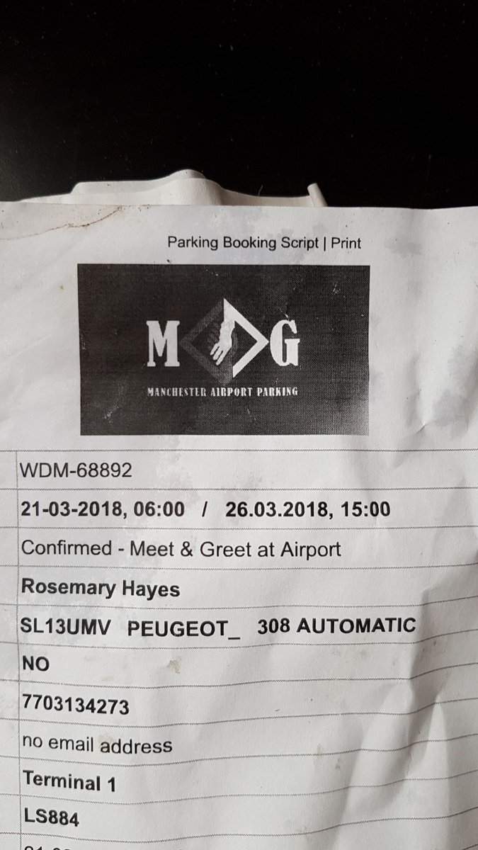Meet and greet manchester airport parking gallery greetings card esme biggins on twitter do not use manchester airport meet and m4hsunfo