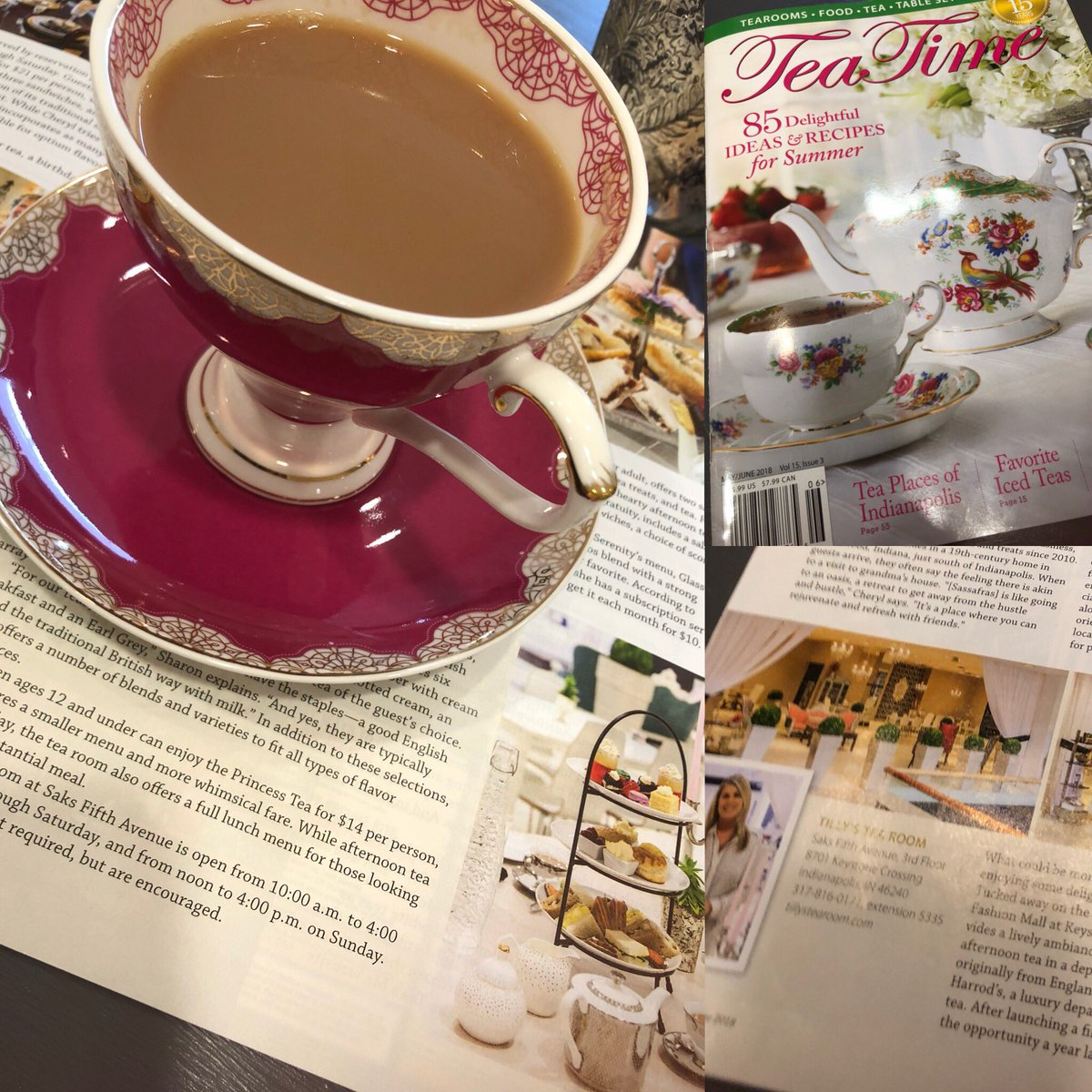 indytearooms hashtag on Twitter