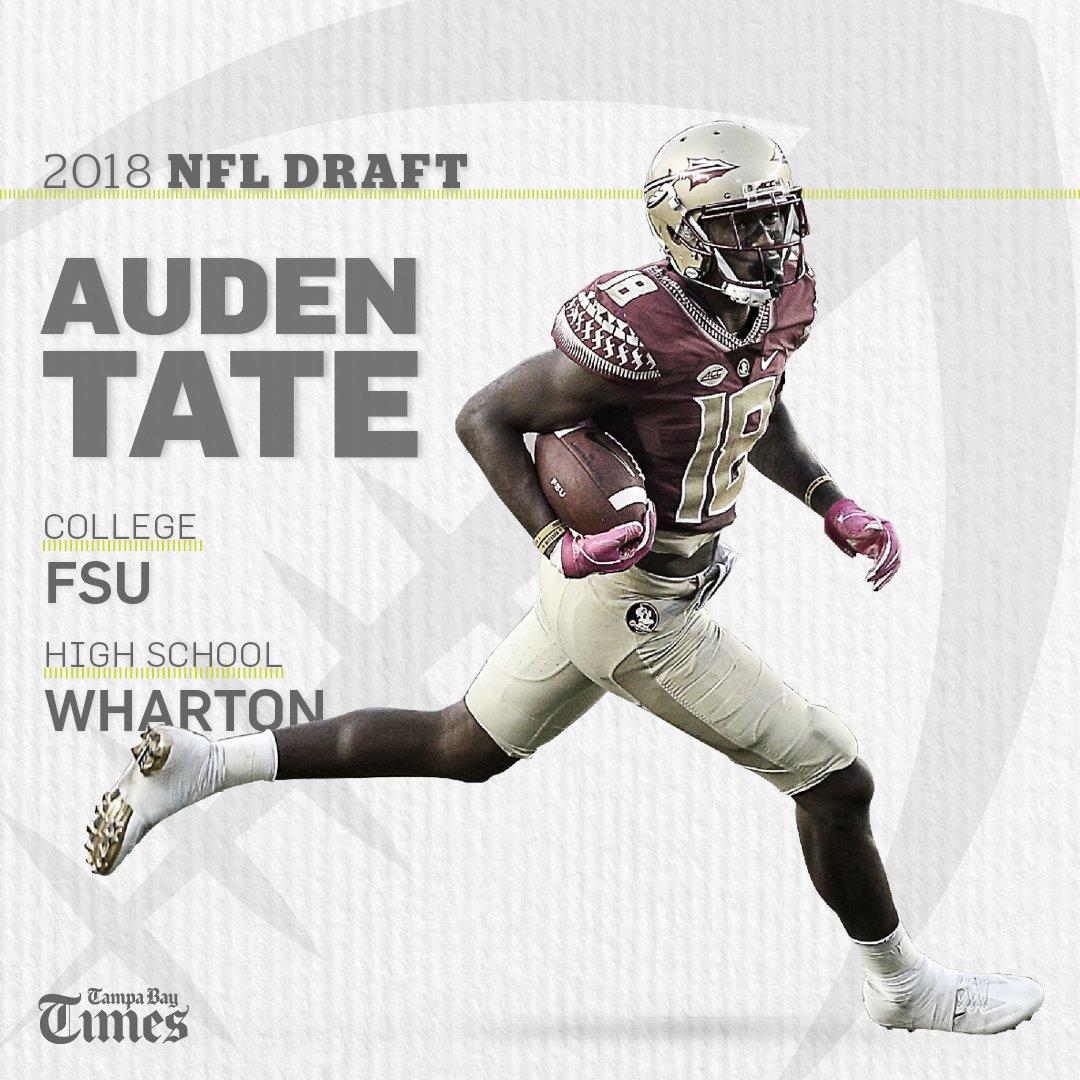 Auden Tate NFL Jersey