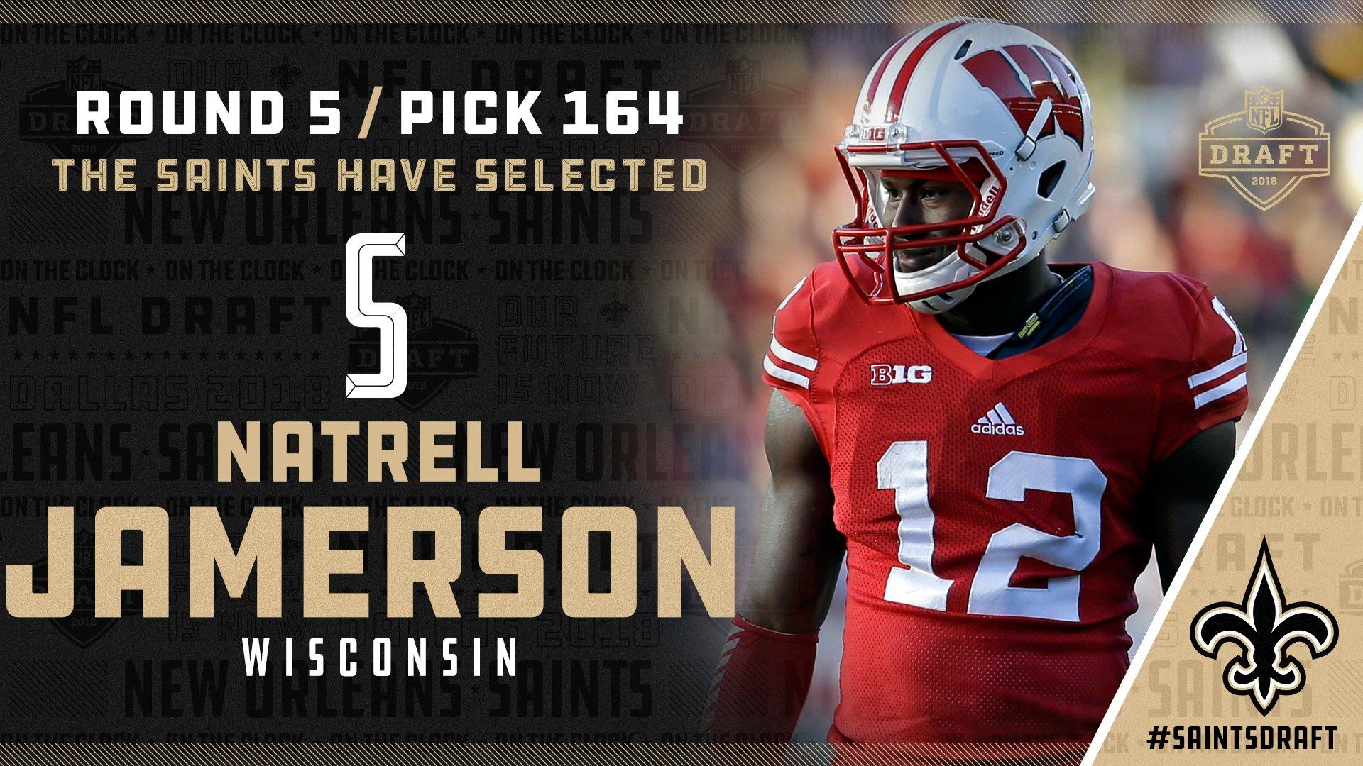 Natrell Jamerson Jersey