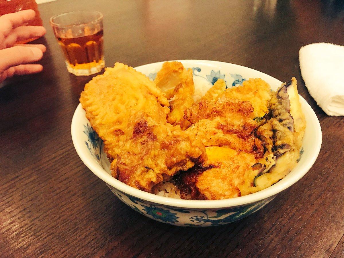 天丼 の たれ レシピ