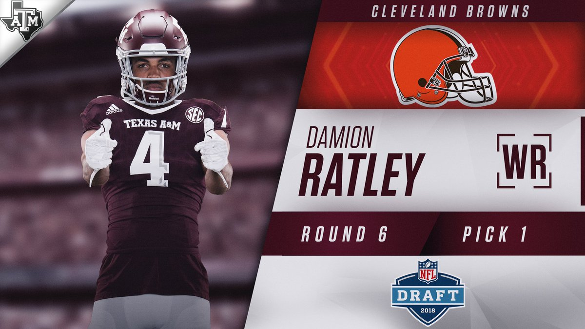 Damion Ratley NFL Jersey